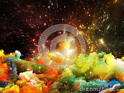 Shining Nebula