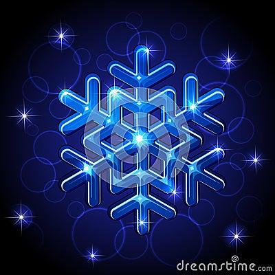 Shining Snowflake