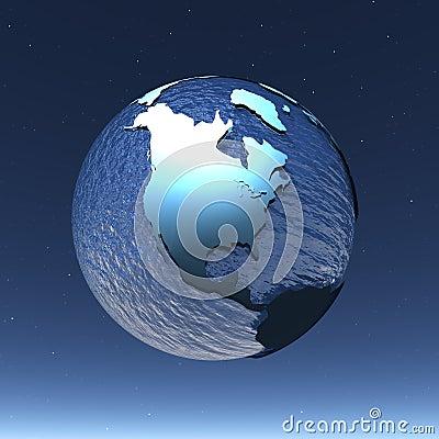 Shining world