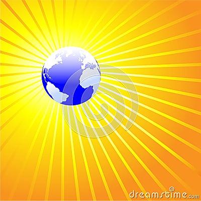 Shining World Earth ATLANTIC