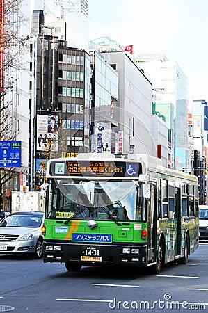 Shinjuku, Tokyo Editorial Photo