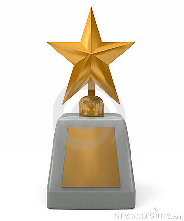 gold star award template. SHINNING STAR AWARD (click
