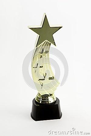 Shinning stjärna för utmärkelse
