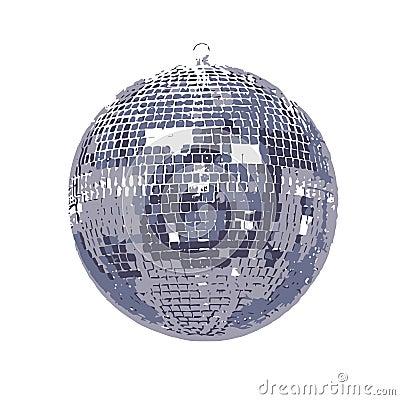 Shinny Mirror Disco Ball