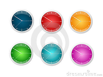 Shiny Clocks
