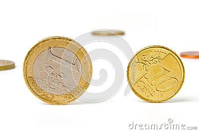 Shiny coins
