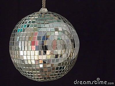 Shiny disco ball 1