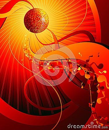 Free Shiny Disco Ball. Royalty Free Stock Image - 4445426