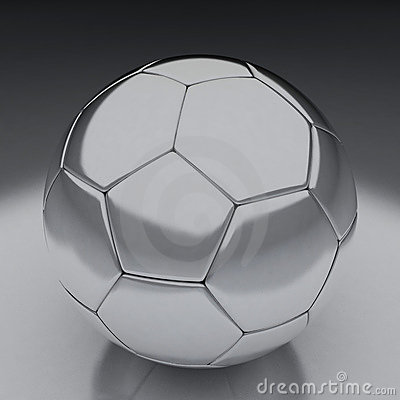 Shiny football