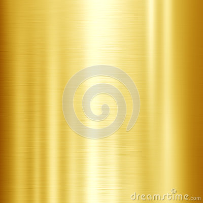 Free Shiny Gold Metal Texture Background Stock Images - 92463064