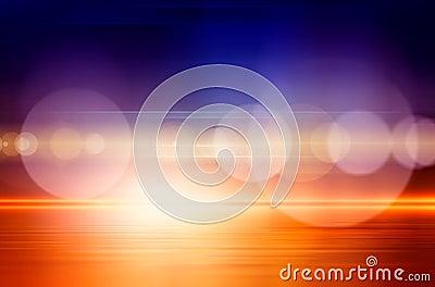 Shiny horizon
