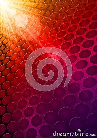 Shiny Hot Background