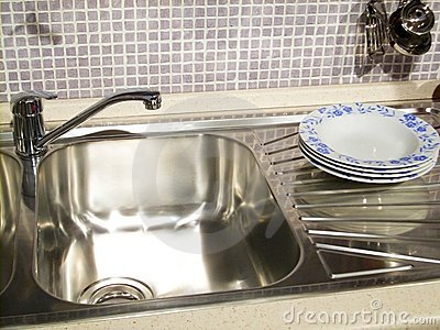 Shiny Kitchen Sink