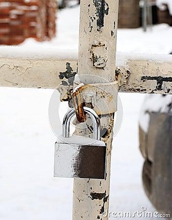 Shiny lock