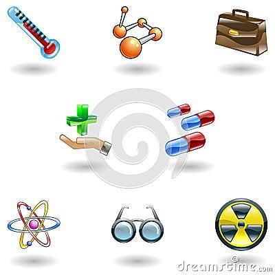 Shiny Medical Icons