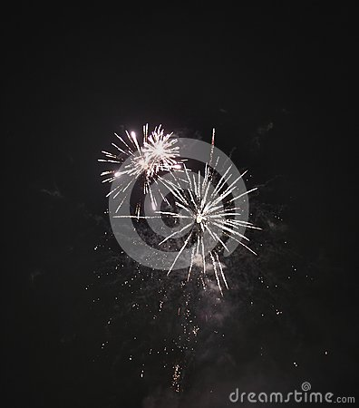Free Shiny Natural Fireworks Royalty Free Stock Photography - 81942897