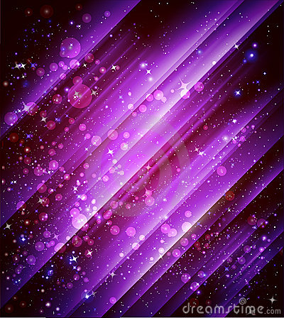 Shiny purple background