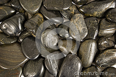 shiny river rocks or stone background stock photo image