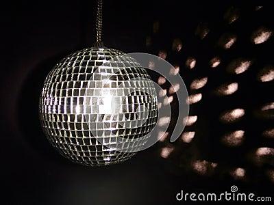 Shiny shiny disco