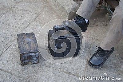 Shiny Shoes
