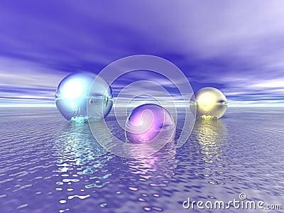 Shiny Spheres