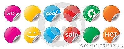 Shiny Stickers