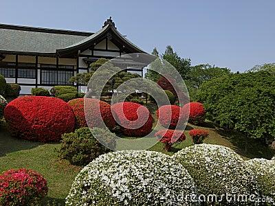 Shiogama shrine - Japan