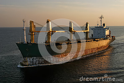 Ship Stock Photo - Image: 26027040