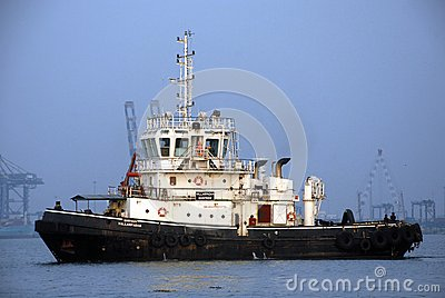 The Ship Editorial Stock Photo
