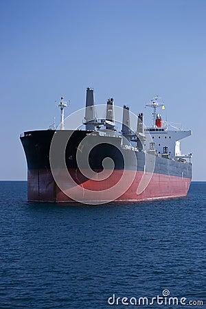 Ship in Alicante
