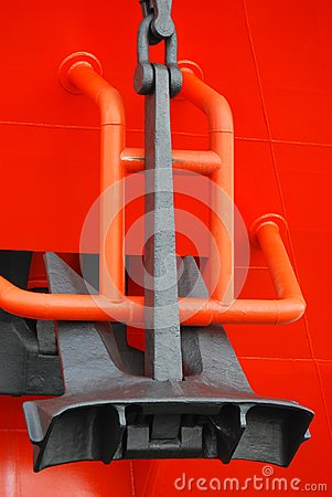 Free Ship Anchor Stock Photos - 32044983