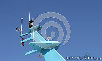 Ship antenna