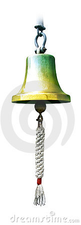 Free Ship Bell Stock Photo - 19664710