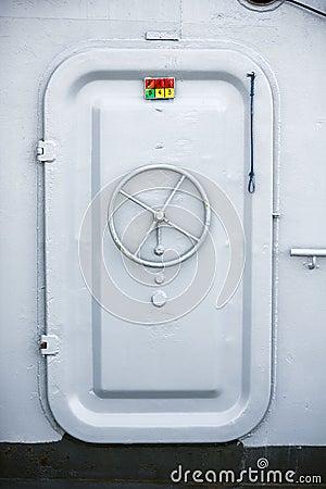 Ship Compartment Door
