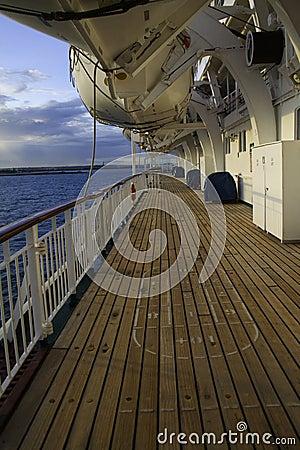 Ship Deck