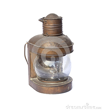 Ship Lantern Stock Photography - Image: 24757262