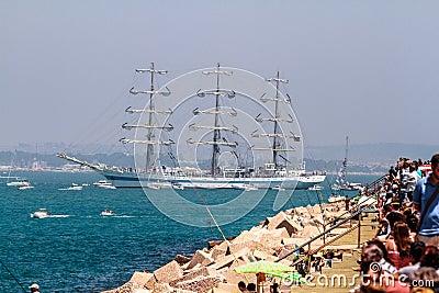 Ship MIR Editorial Photo