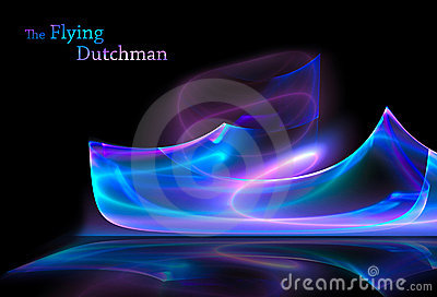 Ship-phantom  Flying Dutch