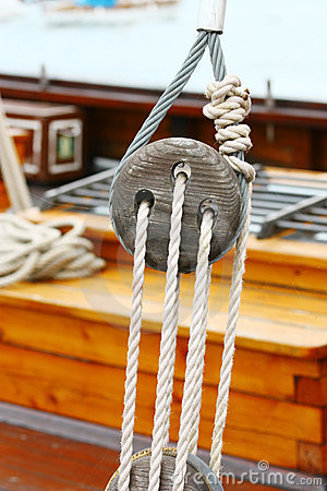 Free Ship Rigging Royalty Free Stock Image - 21276296