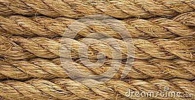 Ship ropes as backgroun