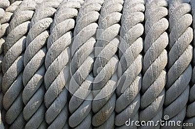 Ship ropes sack