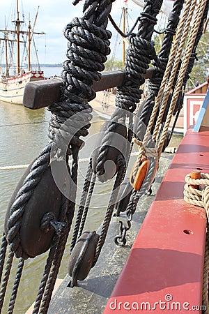 Ship s ropes
