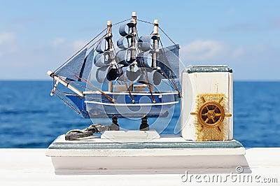 Ship souvenir