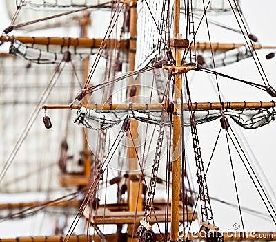 Ship spar
