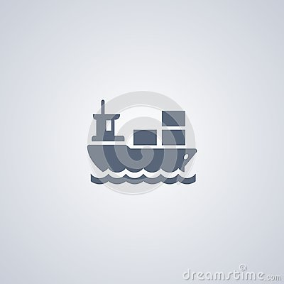 Free Ship, Transportation, Vector Best Flat Icon Royalty Free Stock Photos - 116478468
