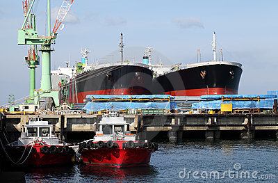 Ship yrad