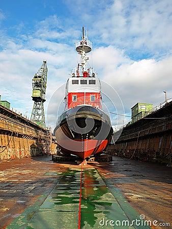 Free Shipbuilding, Ship Repair Stock Photos - 12274613