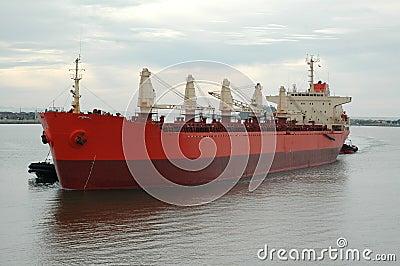 Shipping Coal