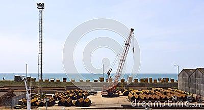 Shipping iron