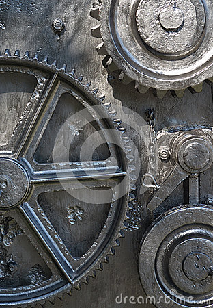 Free Ships Cogs Gears Royalty Free Stock Photography - 37476877